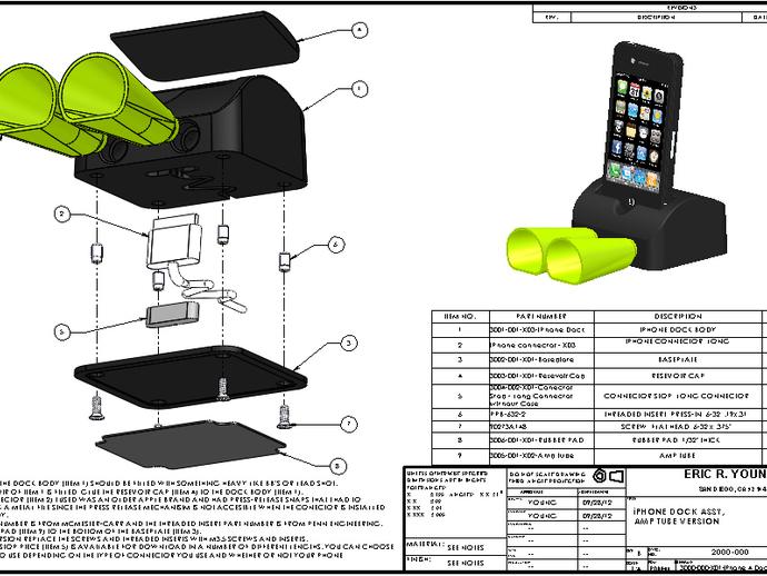 iPhone 4手机座
