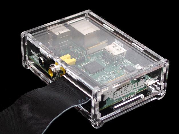 Adafruit Pi 外盒