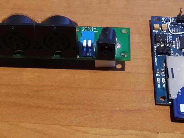 Commodore 64 & 128外盒 保护壳