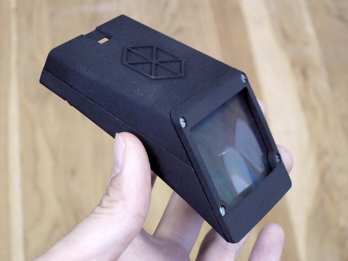 分光仪 3D打印模型渲染图