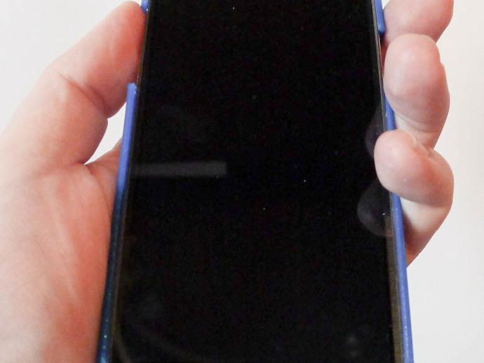 网状三星Galaxy S4手机套
