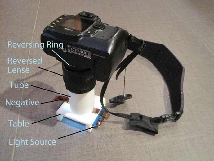 尼康相机胶片扫描仪