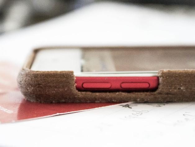 木质 iPod Touch保护壳