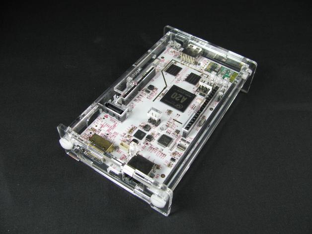 pcDuino3开源硬件保护盒