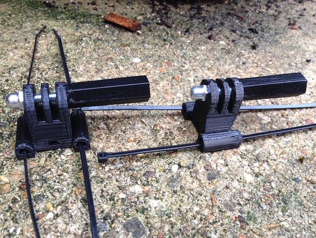 相机固定座连接器