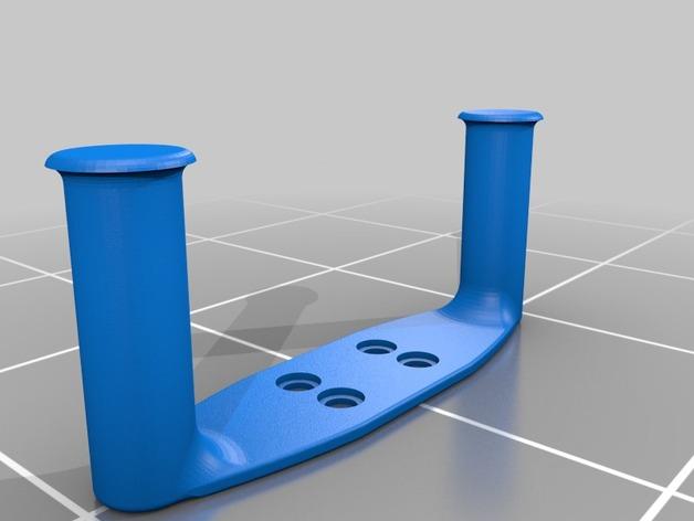 手持式平衡环支架
