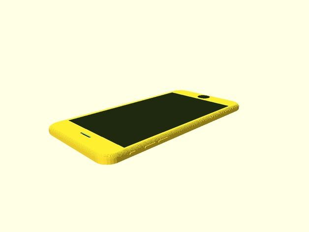 iPhone 6手机模型