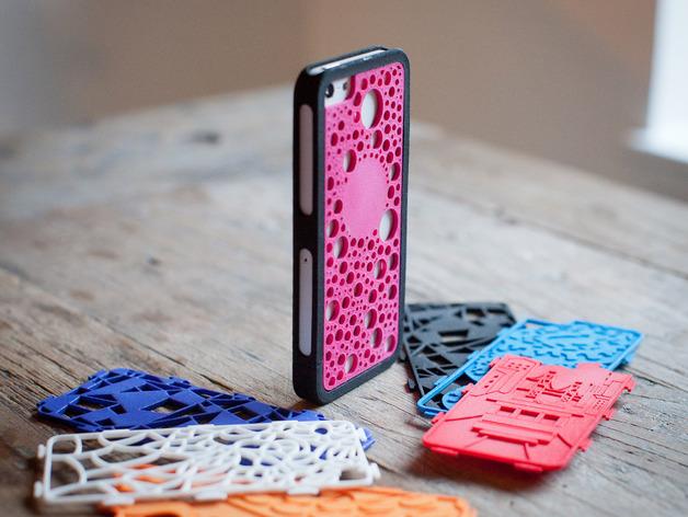 iPhone 5/5S胡须外壳