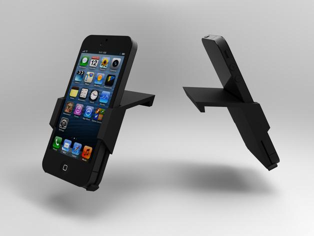 车载式iPhone 5手机架