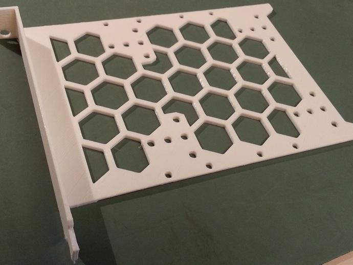 电脑硬盘支架