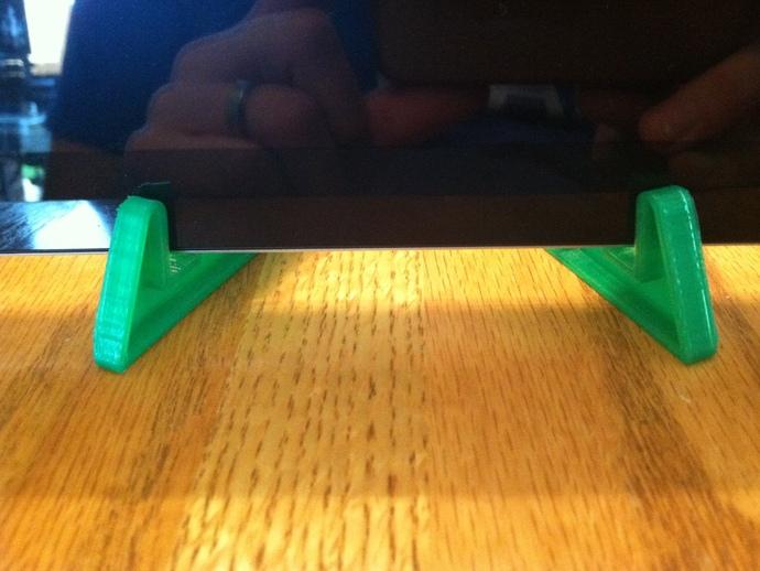 简易的 iPad支架