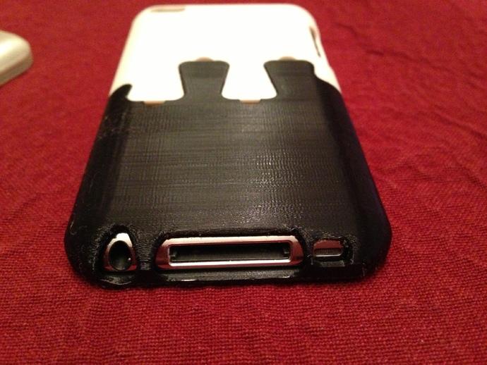 iPod Touch 鸽子尾巴保护壳