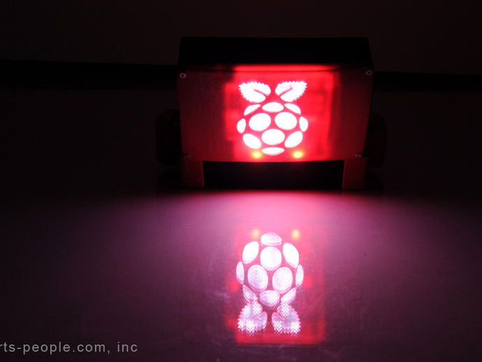 树莓派游戏机外盒