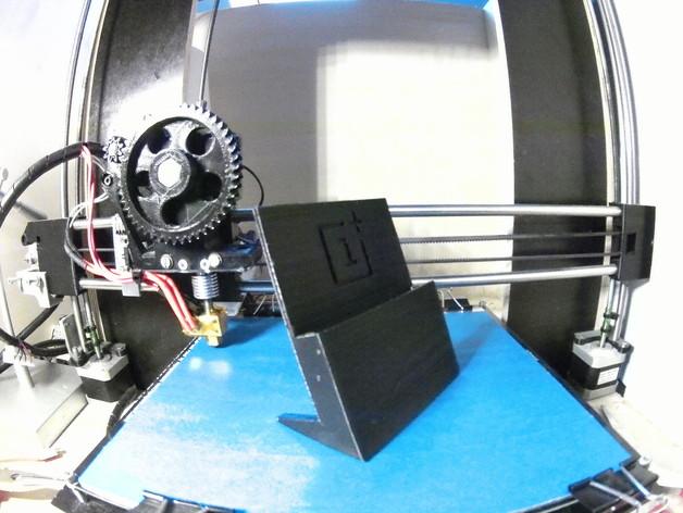 OnePlus一加手机座 3D打印模型渲染图