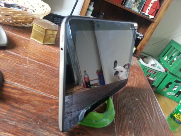 花托形平板电脑支撑架·