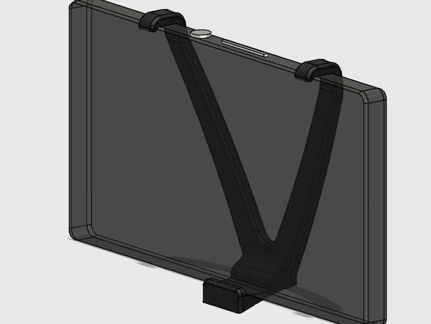 车载式索尼Sony Xperia Z手机支架