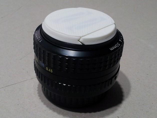 相机镜头盖