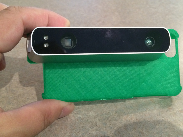 iPhone5 手机套 扫描仪架