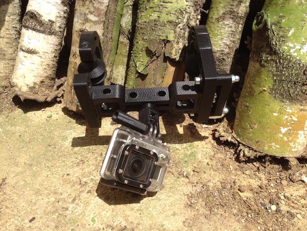 悬挂式相机架