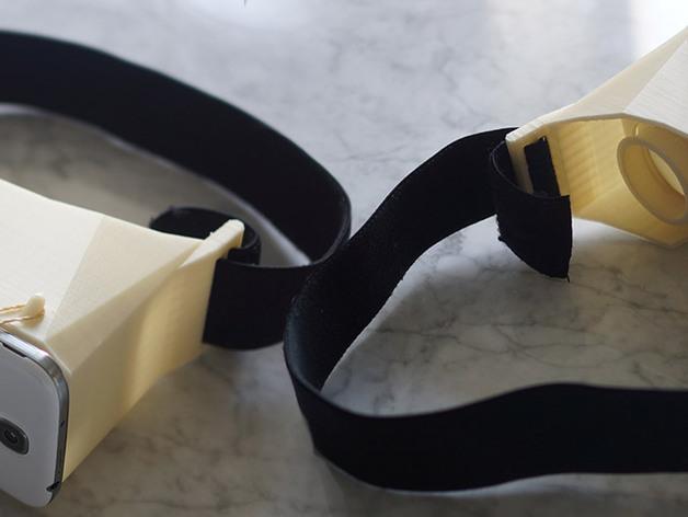虚拟现实眼镜