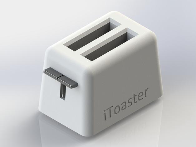烤面包器式iPhone5/5s手机座