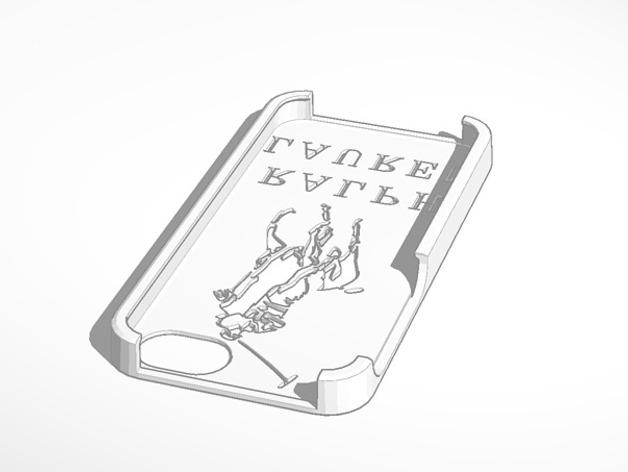 Ralph Lauren Polo品牌标志iPhone5手机外壳