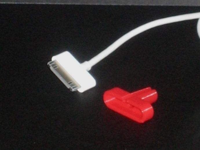 iPhone手机数据线保护套