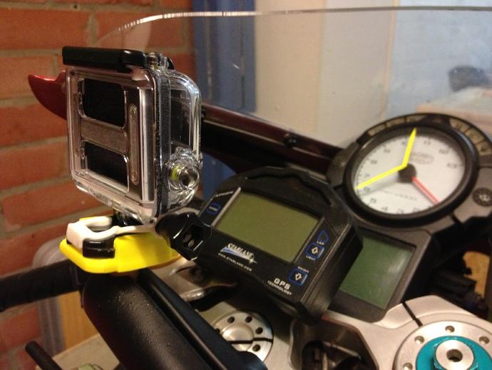 GoPro相机球形底座