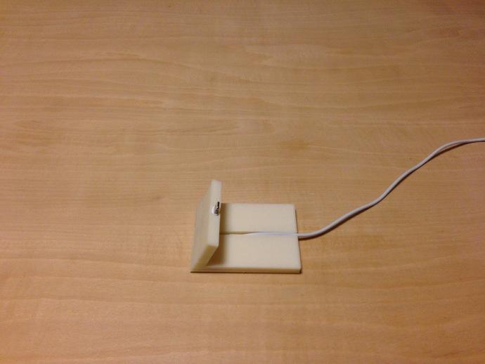 iPhone 5手机座 充电座