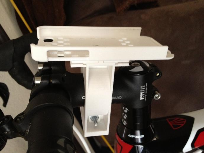 自行车载iPhone 5, 4 / 4S手机壳