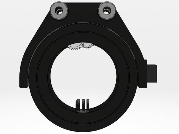 GoPro 相机万向接头