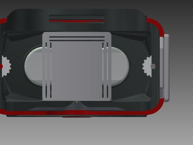 谷歌纸盒 虚拟现实眼镜