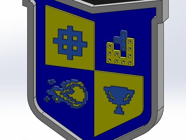 电子游戏徽章