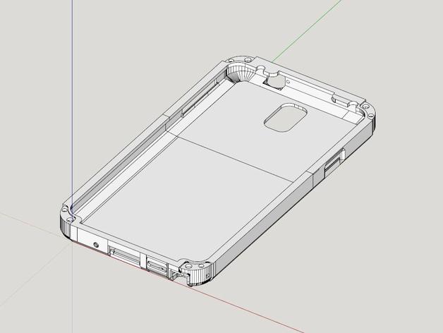 三星Galaxy Note 3手机保护套
