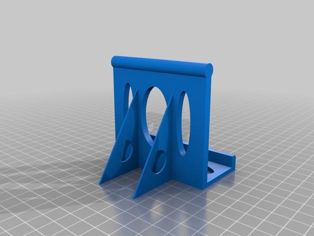 iPad/iPhone站架 3D打印模型渲染图