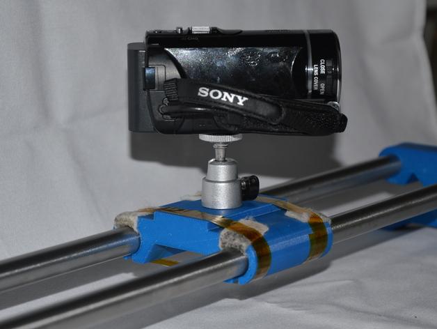 相机移动式摄影车