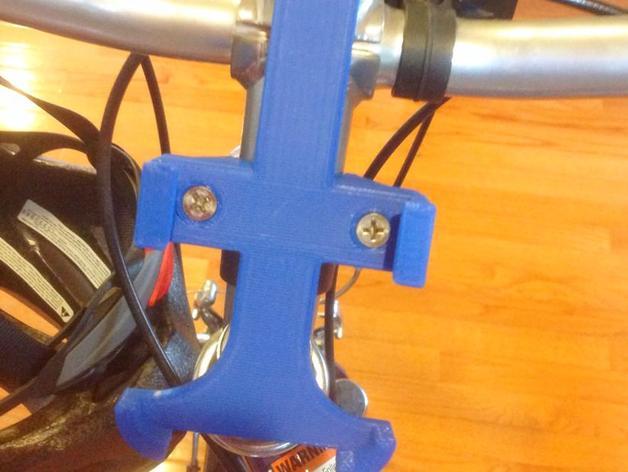 改进版iPhone 4s自行车挂载