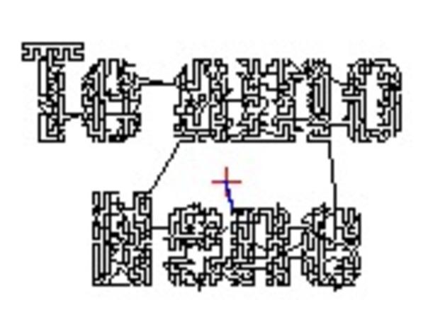 小绘图机器人(绘图仪)