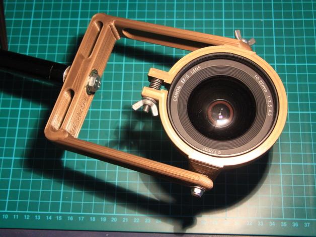 佳能10-22mm镜头360x180全景头、球形头