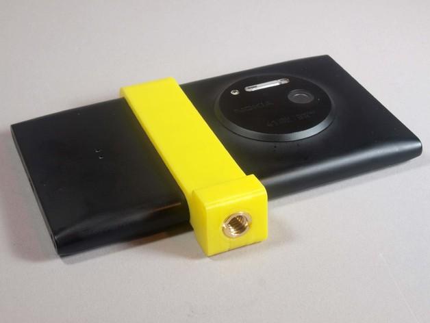 Nokia Lumia 1020三脚架
