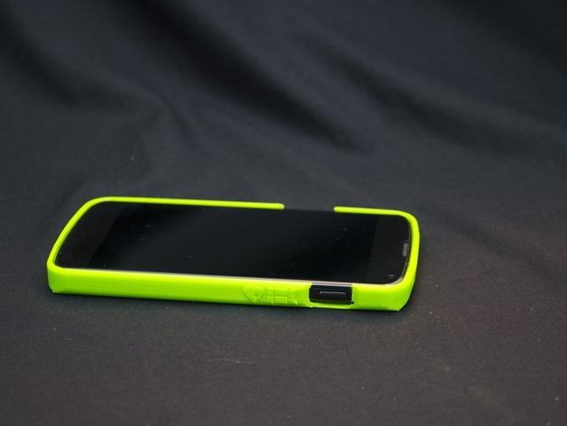Nexus 4缓冲器