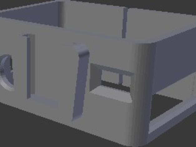 极限运动专用相机Hero 2麦克风框架