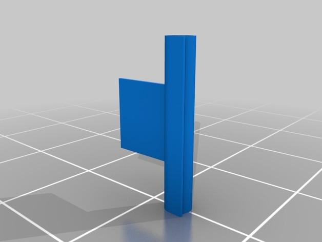可打印 iPhone 4/5 扬声器站架