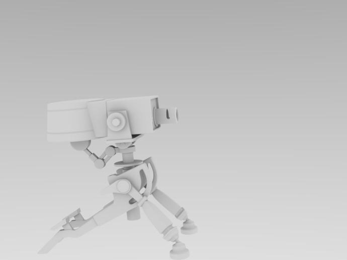 边防要塞2 重炮口径三角自动步枪