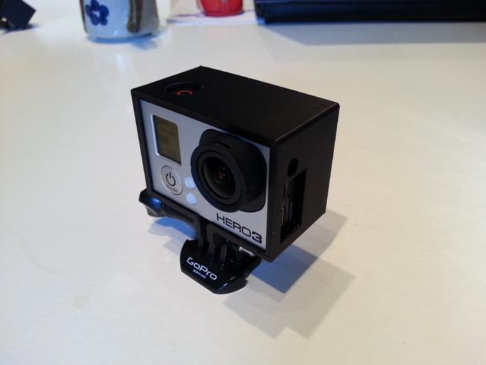 GoPro Hero 3相机保护框