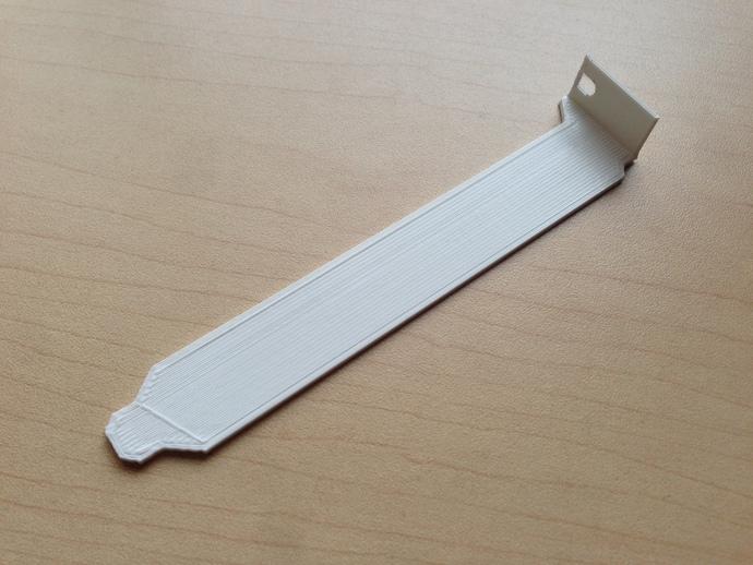 电脑主机磁盘盖 3D打印模型渲染图