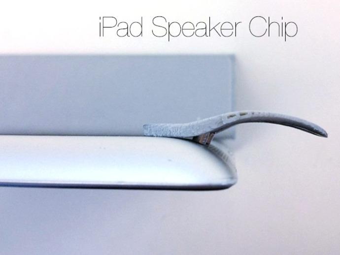 iPad平板电脑扩音夹