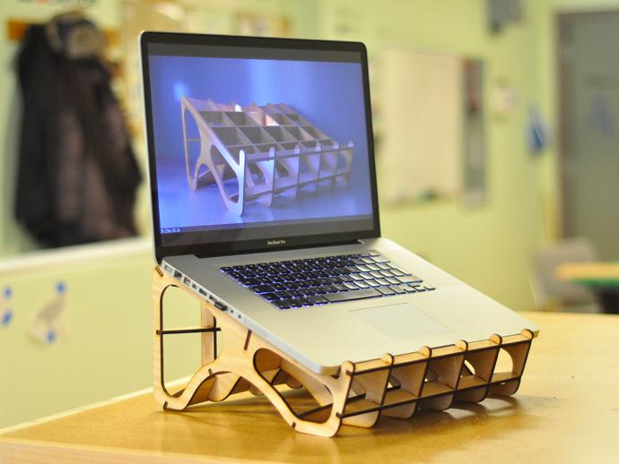笔记本电脑支架