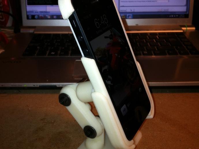 iPhone5 手机套 手机座