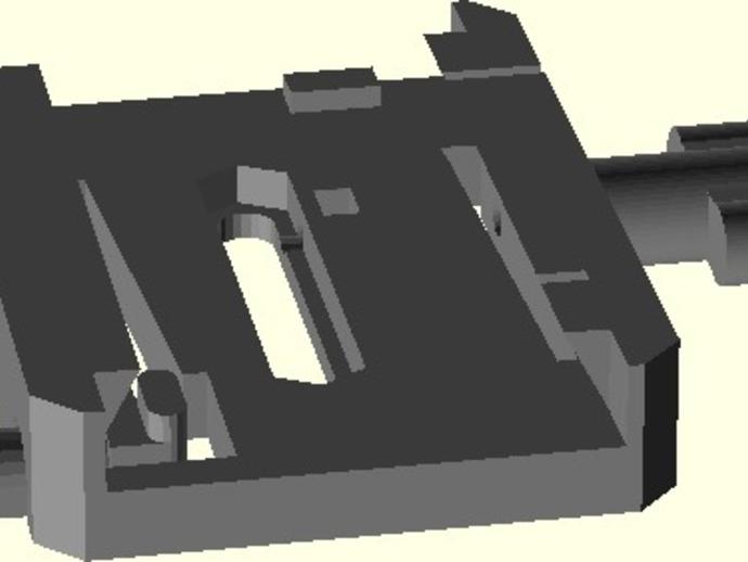 manfrotto曼富图 501 相机支撑架连接器